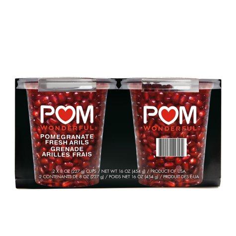 Pomegranate Arils - 16 oz.