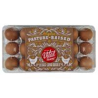 Vital Farms Pasture Raised Large Organic Eggs (18 ct.)