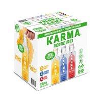 Karma Probiotic Water Variety Pack (18 oz., 12 pk.)
