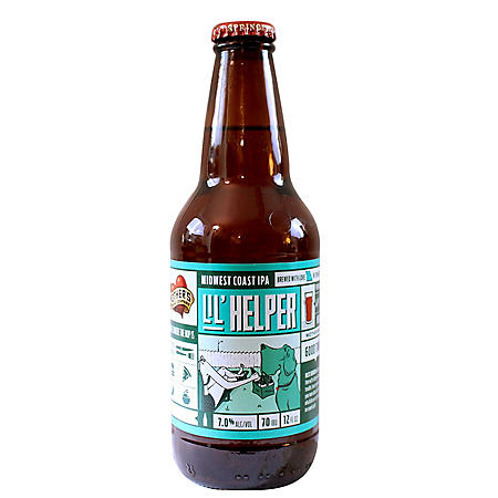 Mother's Lil' Helper IPA (12 fl. oz. bottle, 6 pk.)