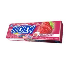 Hi-Chew Strawberry (1.76oz., 15pk.)