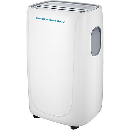 Emerson Quiet Kool SMART Portable Air Conditioner with Remote, Wi-Fi, and Voice Control