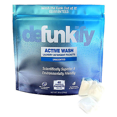 Defunkify Active Wash Pods (40 ct.)