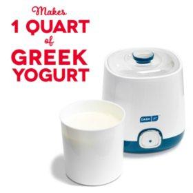 Dash 1 Quart Greek Yogurt Maker Machine