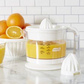 Dash Electric Dual Citrus Juicer (Assorted Colors)