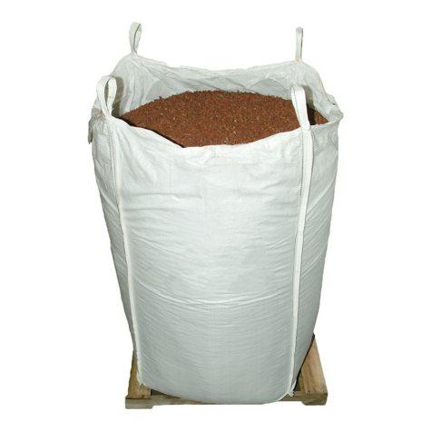 GroundSmart Rubber Mulch - Cedar Red 76.9 cubic feet (SuperSack)
