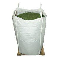 GroundSmart Rubber Mulch Green 76.9 cu ft Super Sack (Assorted Sizes)