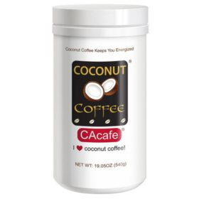 CAcafe Coconut Coffee (19.05 oz.)