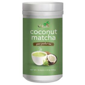 Cacafe Coconut Matcha (19.05 oz.)