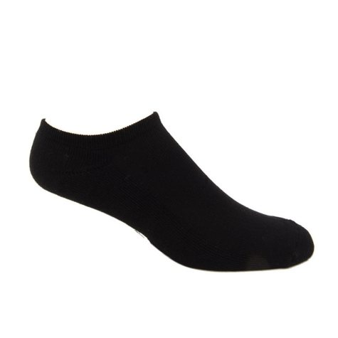 EEKOE Bamboo Unisex No Show Sock - 6-Pack (Assorted Colors/Sizes)