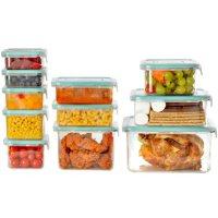 Wellslock Classic 1-Lock 22-Piece Food Storage Container Deals