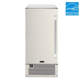Whynter UIM-502SS Built-In Ice Maker, Stainless Steel