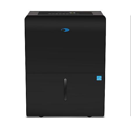 Whynter Elite D-Series Energy Star 65-Pint Portable Dehumidifier, Black