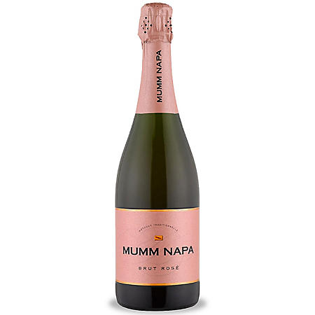 Mumm Napa Brut Rose (750 ml)