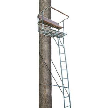 Lone Wolf Alpha Tech 17' 2-Man Ladderstand