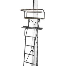 HAWK 15' Cockpit 2-Man Ladderstand