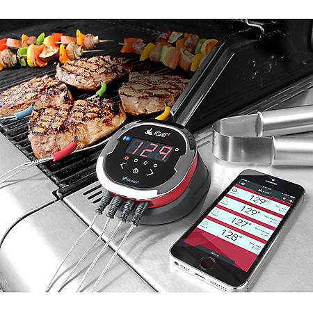 iGrill 2 Bluetooth Grilling Thermometer
