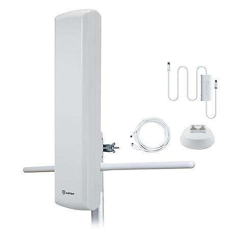 Antop Outdoor HDTV Smartpass Amplified Antenna - AT-402BV