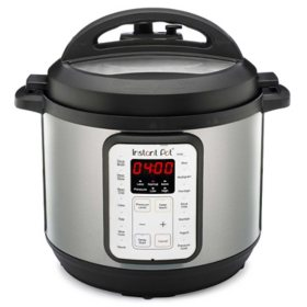 Instant Pot 6-Quart Viva 9-in-1 Multi-Use Programmable Pressure Cooker