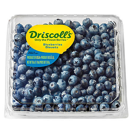 Organic Blueberries (18 oz.)