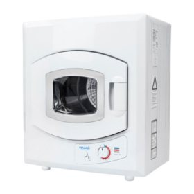 NewAir 3.6 cu. ft. Electric Mini Clothes Dryer
