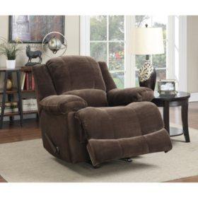 Magnificent Keesling Fabric Rocker Recliner Sams Club Machost Co Dining Chair Design Ideas Machostcouk