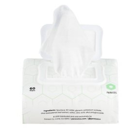 Parasol Clear+Pure Unscented Plant-Based Baby Wipe (600 ct.)