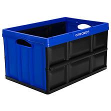 Clever Crates 62-L/16.3-Gl On-Demand Folding Crate