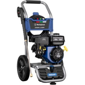 Westinghouse 2700 PSI and 2.3 GPM Gasoline-Powered Pressure Washer