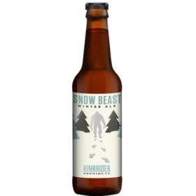 Kinkaider Snow Beast Winter Ale (12 fl. oz. bottle, 6 pk.)