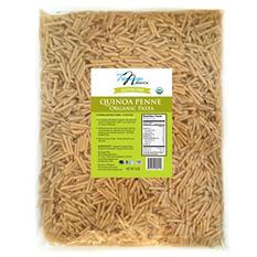 Tresomega Nutrition Organic Quinoa Pasta, Penne (5 lb. Bag)