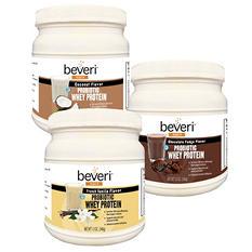 Beveri Whey Protein Variety Pack (3 pk.)