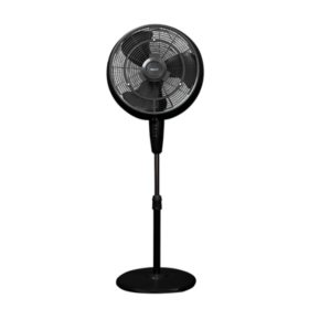 "NewAir Af-520B 18"" Ultra Quiet Outdoor Misting Fan"