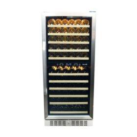 NewAir 116-Bottle Wine Cooler