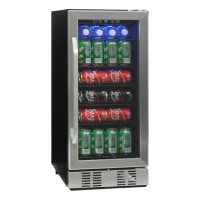NewAir 96-Can Compact Beverage Cooler