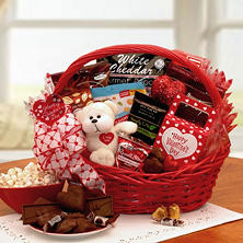 My Sugar-Free Valentine Gift Box