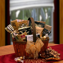 Chocolate Decadence Gift Basket