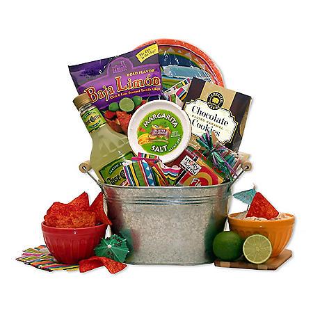 Margarita Party Gift Basket