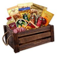 Savory Selections Gourmet Meat & Cheese Gift Pack