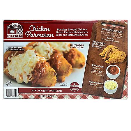 Flo's Checkerboard Kitchen Chicken Parmesan Meal Kit (serves 6)