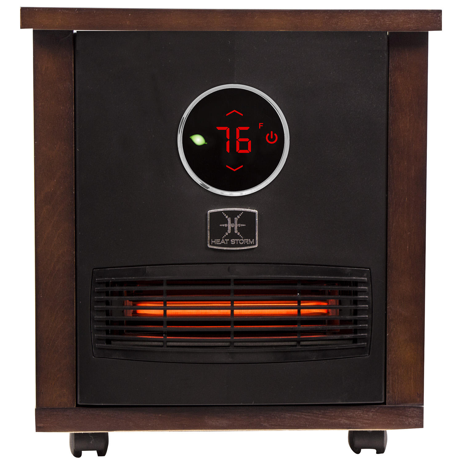 Heat Storm Logan Classic Infrared Wood Heater