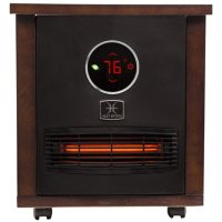 Deals on Heat Storm Logan Classic Infrared Wood Heater