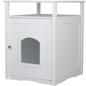 Zoovilla Cat Washroom or Night Stand Pet House (Choose Your Color)