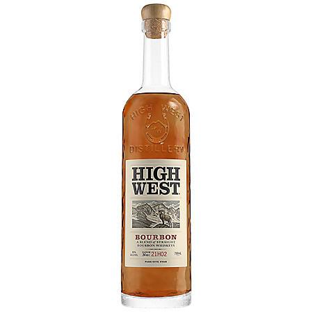 High West American Prairie Bourbon Whiskey, 92 Proof (750 ml)