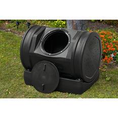 7-Cubic Foot Compost Wizard Jr. Soil Machine PRO, Black