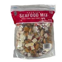 Frozen Premium Seafood Mix (3 lbs.)