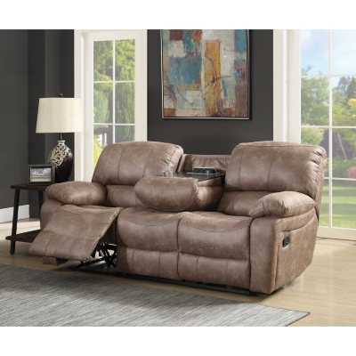 Roosevelt Reclining Sofa Detail 2