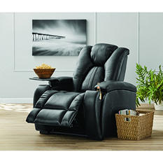 Franklin Theater Recliner with USB Ports