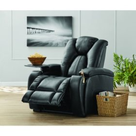 Fabulous Franklin Theater Recliner With Usb Ports Sams Club Pabps2019 Chair Design Images Pabps2019Com