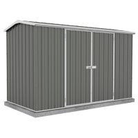 Absco Premier 10' x 5' Metal Shed